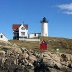 Foto di Cape Neddick Nubble Lighthouse