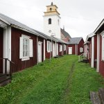 Photo of Gammelstad Church Town
