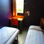 chambre 1 à 2 lits
