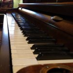 A 1930s vintage electric piano that works!