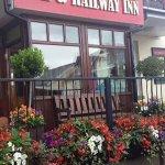 Foto de Usk & Railway Inn