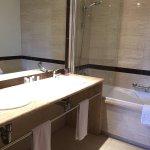 Baño habitación doble.
