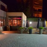 Villa M La terrasse de nuit