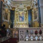 Beautiful main altar