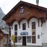 Il museo è nella sede dalla Società delle Guide Alpine