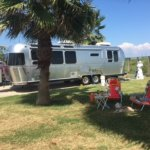 Sandpiper RV Park.....Site #16....closest to the beach!