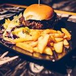 handmade burgers proppa lush,