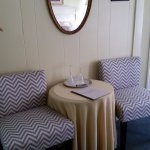 Lily Room Seating area