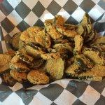 Fried pickles, ahhh...