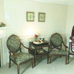 Contessa Room - Sitting Area