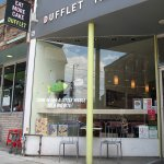 Dufflet on Queen West storefront