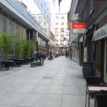 view to Slovenska street