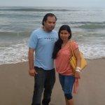 Marina Beach Foto