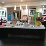 Hampton Inn and Suites Garden Grove/BEST Front Desk!!