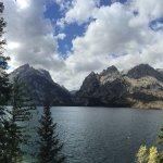 Jenny Lake Trail Foto
