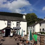 Frontage of The Sun Inn, Bassenthwaite
