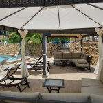 Cabanas for 1/2 day and full day rentals