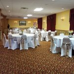 Emilio's Banquet Room; Seats up to 300 people with plenty of room to dance and socialize.