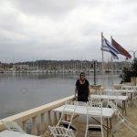 Met je boot aanleggen bij Voula, ook een optie