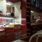 Un buen lugar al paso para comer una rica Pizza