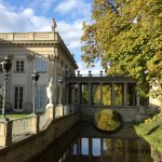 Lazienki Palace (Palac Lazienkowski) Foto