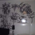 הציורים האלה מופיעים בכל החדרים....זה מה שמאפיין גם את המלון