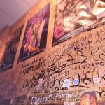 Pared de Burger Joint