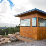 The Retreat with views across Baw Baw Ranges