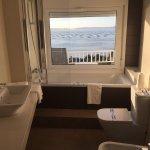 baño de habitación panorámica superior
