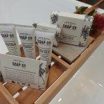 Luxury Organic Toilettries