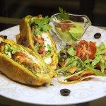 Блюдо от шеф-повара: тадж махал