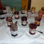 Marmeladenauswahl
