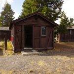 Old Faithful Lodge Cabins Foto