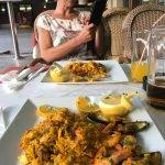 Hammer Paella 😊 Jederzeit gerne wieder 😋