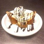 Cheesecake Eggroll!