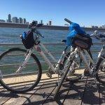 Blazing Saddles Bike Rentals & Tours Foto
