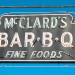 Saw this time-worn neon sign and knew it had to be good