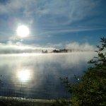 Sunday sunrise back at Northern Edge Algonquin