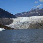 Mendenhall Glacier, September 19, 2016
