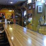 Comfy bar restaurant