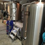 Our brewhouse