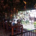 El Dragon Dining Area