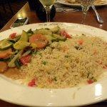 Hot Vegetable Platter
