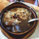 Killer French onion soup