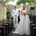 Wedding Event Pandawa Beach Villa