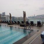 Pool on 9th floor