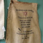 COFFEE BAG ART