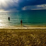 The best beach in Jamaica is in Negril