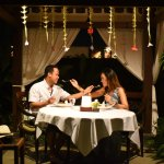 Romantic dinner at Jahe restaurant
