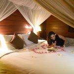 Honeymoon Suite villa